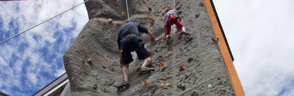 Header Kletterwand