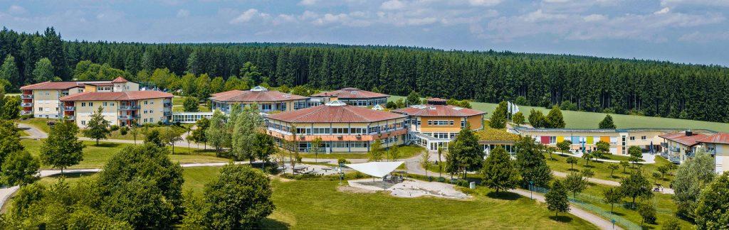 Panorama Nachsorgeklinik Tannheim